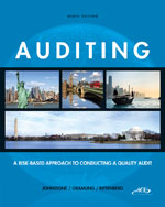 Auditing: A Risk-Bas…, 9781133939153