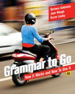 Grammar to Go: How I…,9781133307365