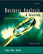 Business Analysis an…,9780324118940