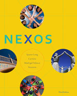 Nexos, 3rd Edition,9781111833275