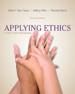 Applying Ethics: A T…,9781285196770