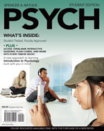 Bundle: PSYCH (with …,9780495786801