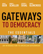 Gateways to Democrac…,9780495906193