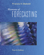 Elements of Forecast…,9780324323597