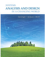Systems Analysis and…,9781111534158