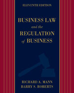 Business Law and the…,9781133587576