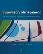 Bundle: Supervisory …