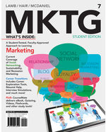 Bundle: MKTG 7 (with…,9781285714370