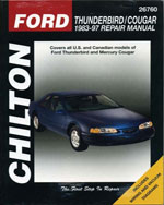 Ford Thunderbird and…,9780801991332