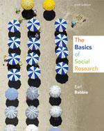 The Basics of Social…,9781133594147