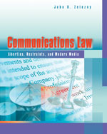 Communications Law: …,9780495050292