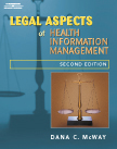 Legal Aspects of Hea…,9780766825208