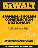 DEWALT® Spanish/Engl…,9780977000395