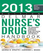 2013 Delmar Nurse's …,9781133280286