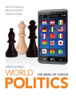 World Politics: The …,9781111772017