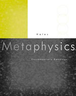 Metaphysics: Contemp…,9780534551452