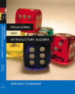 Prealgebra and Intro…,9780618609437