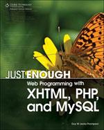 Just Enough Web Prog…,9781598634815