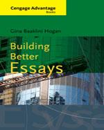 Building Better Essa…,9780495905172