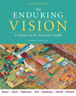 The Enduring Vision,&hellip;,9780495799986