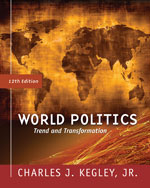 World Politics: Tren…,9780495500193