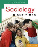 Sociology in Our Tim…,9780495006855
