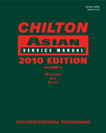 Chilton Asian Servic…,9781111037659