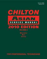 Chilton Asian Servic…,9781111037659