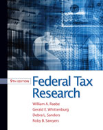 Federal Tax Research…,9781111221645