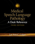 Medical Speech-Langu…,9781428340572