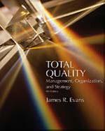 Total Quality: Manag…,9780324301595