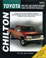 Toyota Pick-ups, Lan…,9780801986826