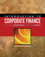 Introduction to Corp…,9780324406085