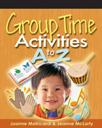 Group Time Activitie…,9781401872373