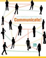 Communicate!, 13th E…,9781439036402