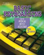 Basic Keyboarding fo…,9781111320485