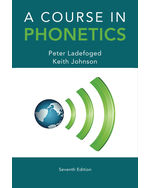 A Course in Phonetic…,9781285463407