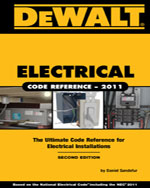 DEWALT® Electrical C…,9781111545482