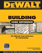 DEWALT® Building Cod…,9780977718399