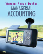 Managerial Accountin…,9780324663822
