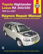Toyota Highlander & …,9781563928604