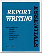 Report Writing Essen…,9780942728996
