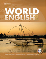 World English 2: Aud…, 9781424063086