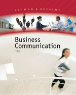 Business Communicati…,9780324375534