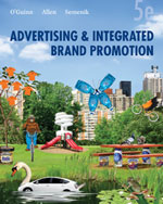 Advertising and Inte…, 9780324568622