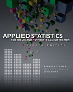 Applied Statistics f…,9781111342807