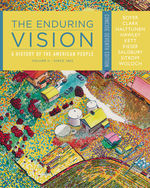 The Enduring Vision:…,9781111841041