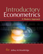 Introductory Econome…,9780324581621
