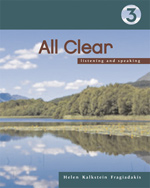 All Clear 3: Text/Au…