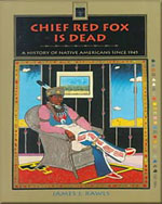 Chief Red Fox Is Dea…,9780155017962